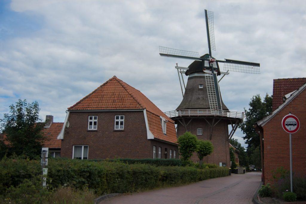 Mühle Scharrel