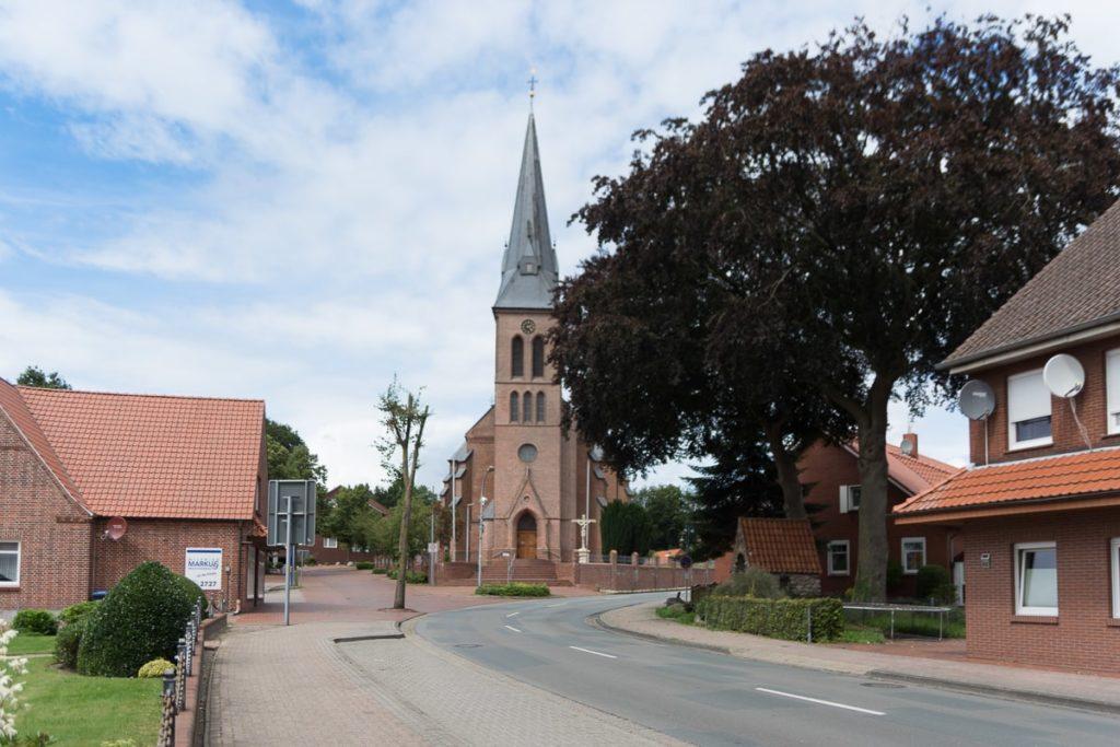 Esterwegen Ortsmitte